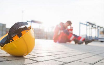 Mais de 500 mil acidentes de trabalho foram registrados no país em 2017