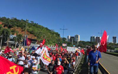 Giro Veja: Protestos contra Previdência bloqueiam ruas e afetam transporte