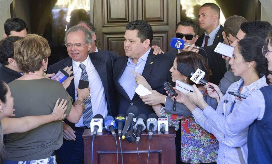 Governo agiliza liberação de verbas para assegurar aprovação da reforma
