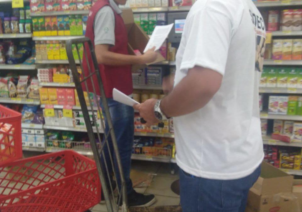 Sindicato dos Comerciários de Camaçari apresentam a CCT para os Supermercados