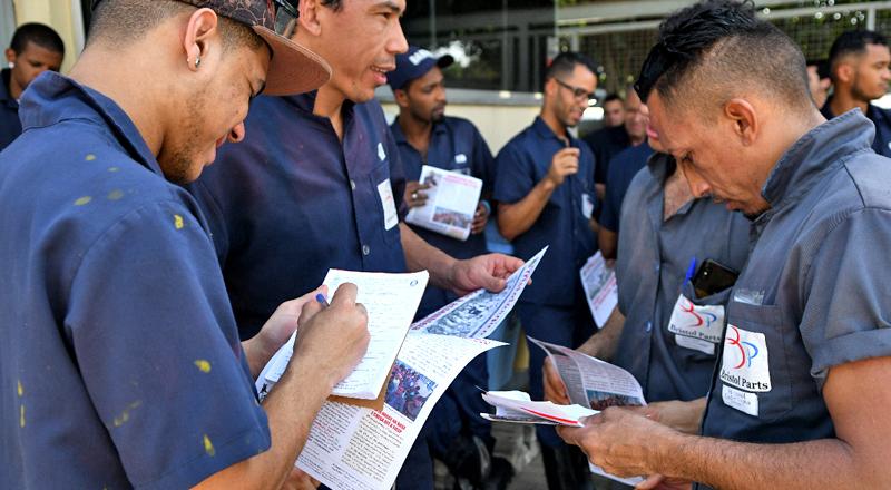 Sindicalização será um dos desafios para os dirigentes em 2020