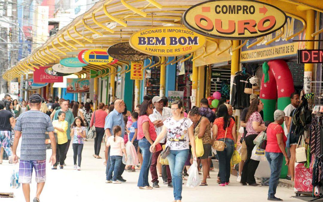 Comércio é o setor que mais se beneficia com o 13º, diz Walter dos Santos