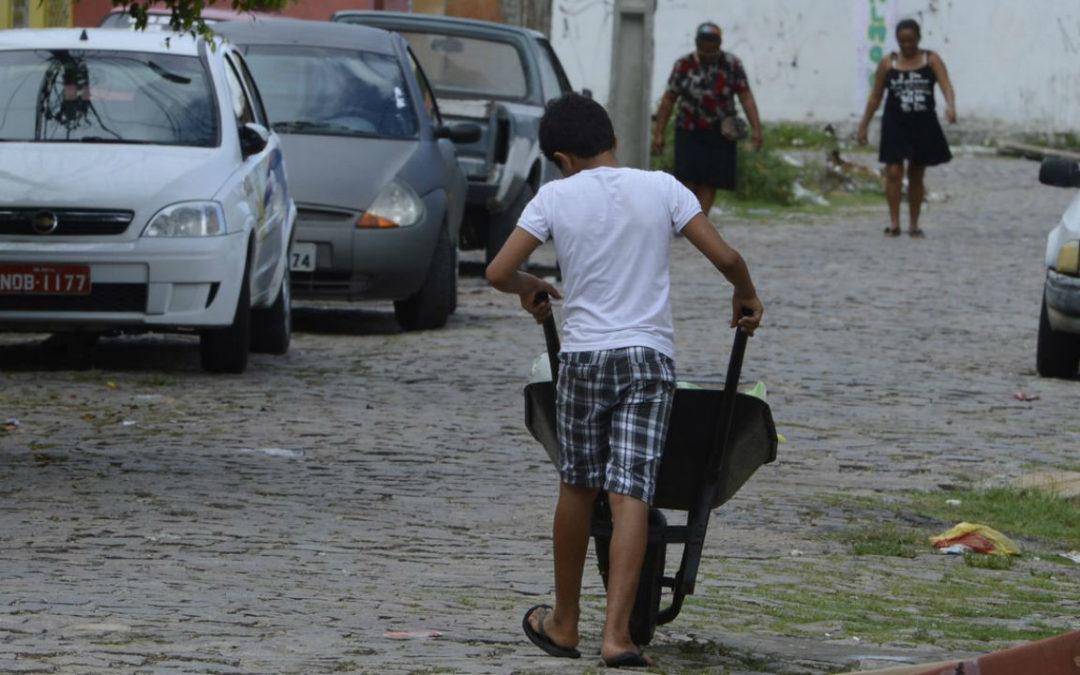 Medida recente do Governo Bolsonaro retira autonomia de órgão responsável pela fiscalização do trabalho infantil e análogo à escravidão